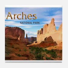 Arches Smaller Tile Coaster