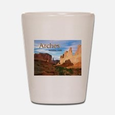 Arches Smaller Shot Glass