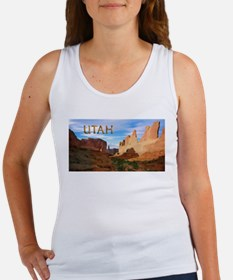Arches National Park UTAH POSTER Tank Top