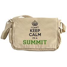 Cute Summit Messenger Bag