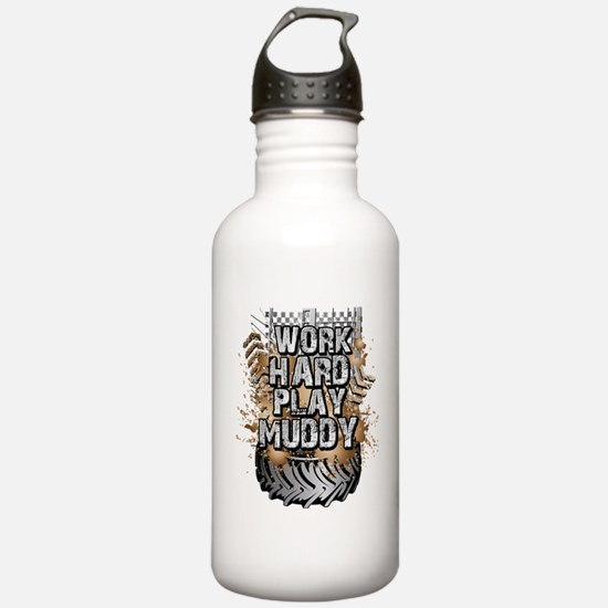 Funny American made Water Bottle