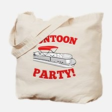 Pontoon Party! Tote Bag