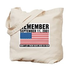 Remember 911 - Tote Bag