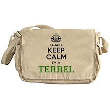 Unique Terrell Messenger Bag