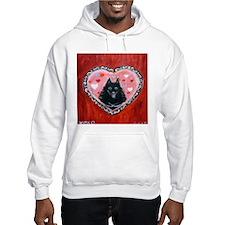 Schipperke Love Hoodie