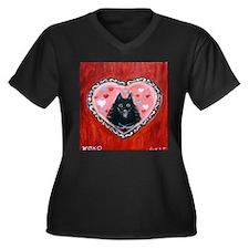 Schipperke Love Plus Size T-Shirt