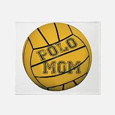 Polo Mom Throw Blanket