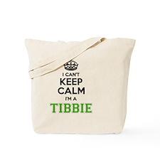 Funny Tibbie Tote Bag