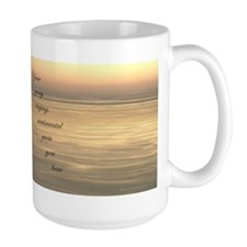 Corny sunset parody Mugs