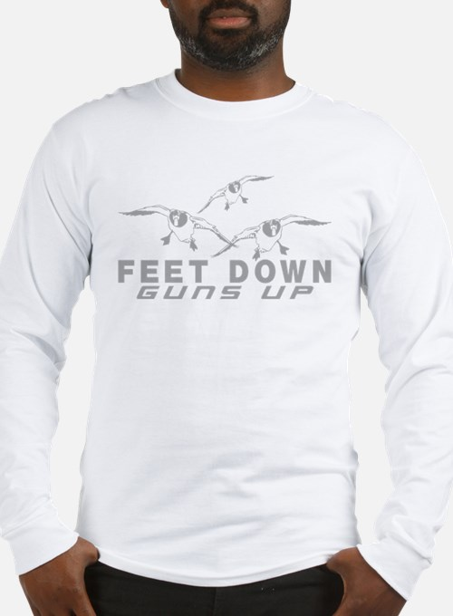 DUCK HUNTING Long Sleeve T-Shirt