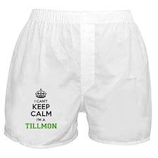 Cute Tillmon Boxer Shorts