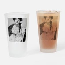 Funny Evelyn Drinking Glass