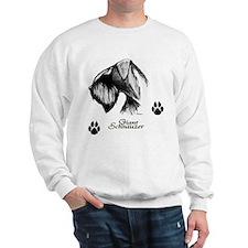 Unique Schnauzer Sweatshirt