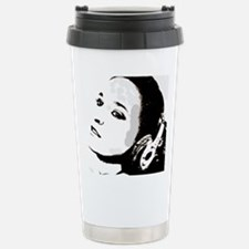Girl music Travel Mug
