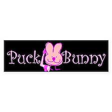 Bumper sticker. Puck Bunny.