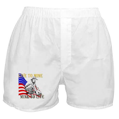 Live 4 Glory Boxer Shorts