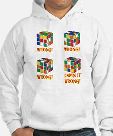 Can't do the cube Hoodie