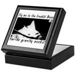 To The Moon Keepsake Box
