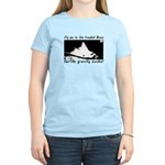 To The Moon Women's Light T-Shirt