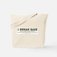 1 Human Race (YT) 2.0 - Tote Bag