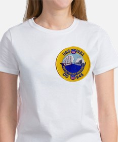 USS HULL Women's T-Shirt