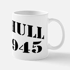 USS HULL Mug