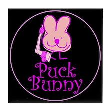 Tile Coaster. Puck Bunny.