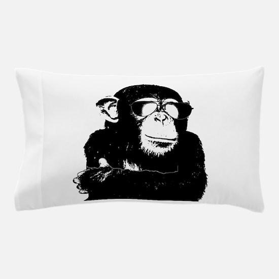 The Shady Monkey Pillow Case