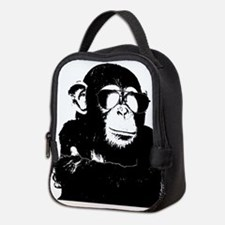 The Shady Monkey Neoprene Lunch Bag