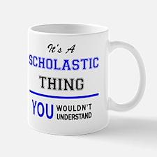 Unique Scholastic Mug