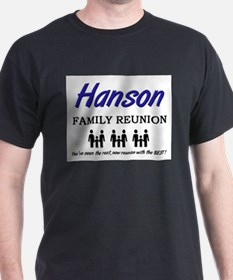 Hanson Family Reunion T-Shirt