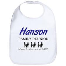 Hanson Family Reunion Bib