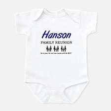 Hanson Family Reunion Infant Bodysuit