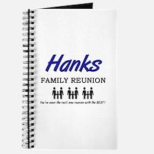 Hanks Family Reunion Journal