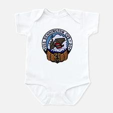 USS BENNINGTON Infant Bodysuit
