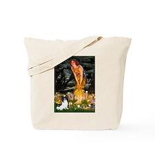 Midsummers Eve & Papillon Tote Bag