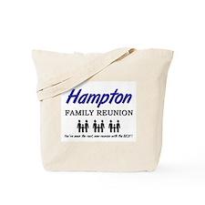 Hampton Family Reunion Tote Bag
