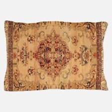 Antique Kerman flowered Pattern Pillow Case