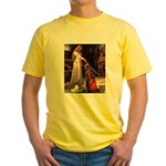Princess & Papillon Yellow T-Shirt