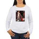 Princess & Papillon Women's Long Sleeve T-Shirt