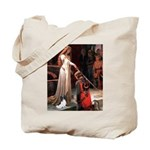Princess & Papillon Tote Bag