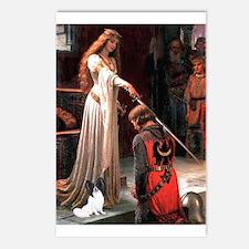 Princess & Papillon Postcards (Package of 8)