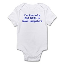 Big Deal in New Hampshire Infant Bodysuit