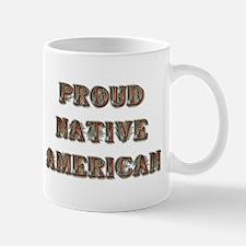 Proud Native American #2 Mug