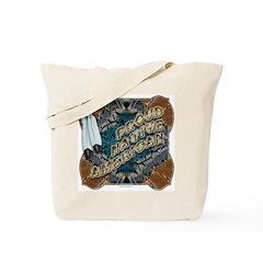 Proud Native American #2 Tote Bag