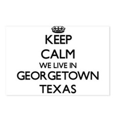 Keep calm we live in Geor Postcards (Package of 8)