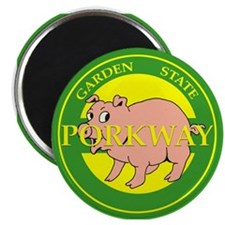 Porkway - Magnet