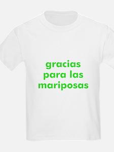 gracias para las mariposas T-Shirt