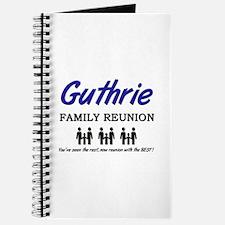 Guthrie Family Reunion Journal
