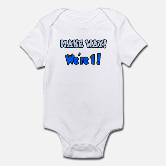 3-MakewayWEREONEBLUE Body Suit